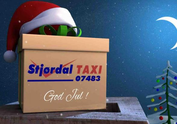 God Jul video - Stjørdal Taxi